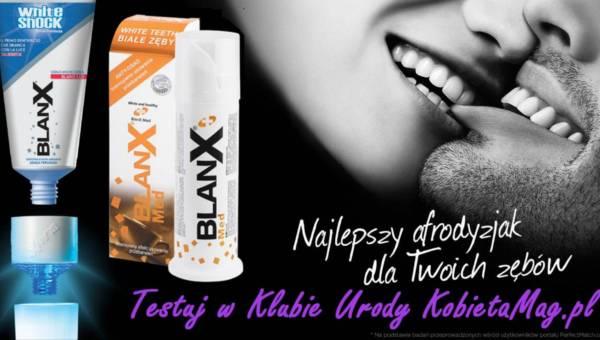 Klub Urody KobietaMag.pl zaprasza – testuj z nami pasty wybielające BLANX i powitaj Nowy Rok olśniewającym uśmiechem