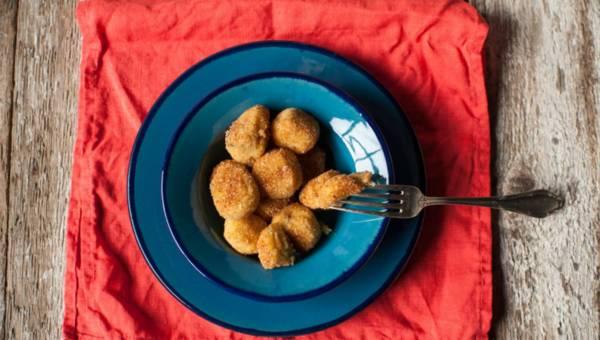 Ziemniaczane kuleczki, czyli jak wykorzystać resztki jedzenia do smacznej potrawy