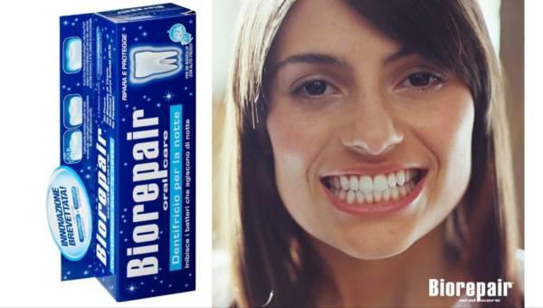 Biorepair Night – chroń swoje zęby także w nocy