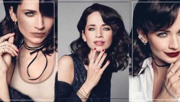 Sylwestrowa biżuteria w stylu gwiazd od Selfie Jewellery