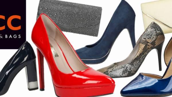 Torebki i buty CCC na Sylwestra i do wieczorowej kreacji!