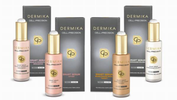 Zwalcz 4 oznaki starzenia z Dermika Cell-Precision!