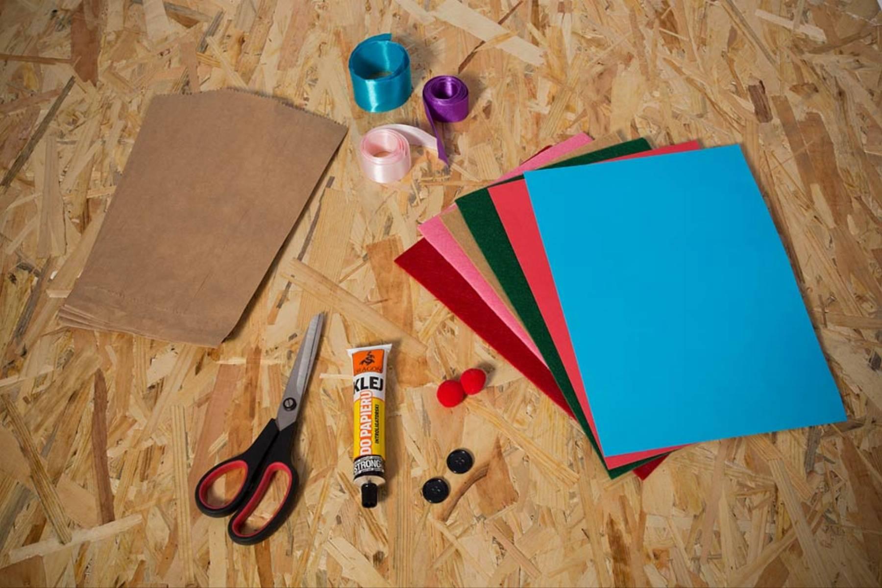 jak zrobić torebki na prezenty