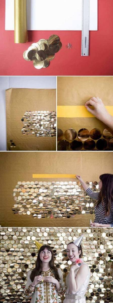 jak ozdobić dom na sylwestra