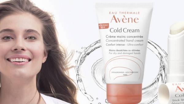 Zimowe kosmetyki Eau Thermale Avène