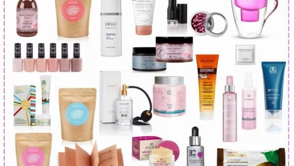 Urodowy przegląd: Słodkie kosmetyki: zapachy, składniki ….