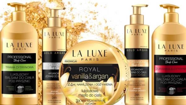 Przygotuj ciało na Sylwestra i karnawał! Nowości kosmetyczne od La Luxe Paris