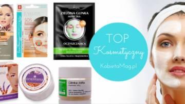 Top kosmetyczny: najlepsze maseczki oczyszczające