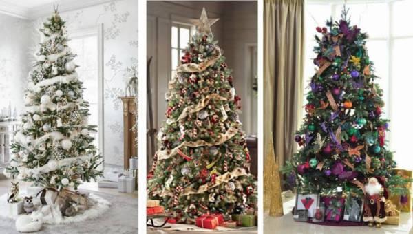 Pomysły na choinkę. Najmodniejsze dekoracje tej zimy! Dużo zdjęć!