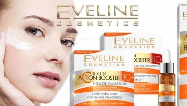 Nowość Eveline Cosmetics – seria SKIN ACTION BOOSTER z Aktywatorem Młodości Komórkowej