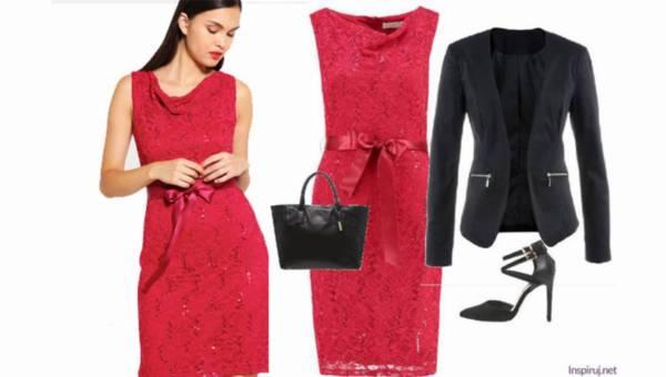 Propozycje dnia – stylizują nasze czytelniczki: koronkowa sukienka – zawsze elegancko!