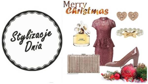 Propozycje dnia – stylizują nasze czytelniczki: Merry Christmas – odsłona nr 1