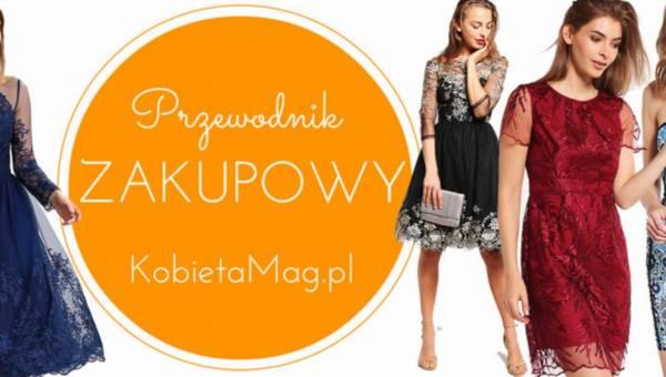 Przewodnik zakupowy: sukienki na Sylwestra 2016-2017