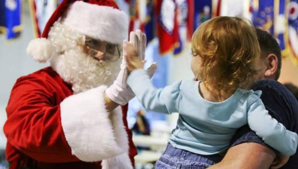 Co powiedzieć, gdy dziecko nie wierzy w Mikołaja?