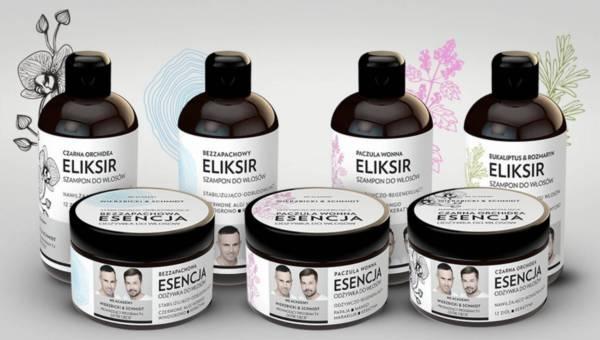 Ciesz się naturalnym pięknem włosów z kosmetykami Wierzbicki&Schmidt!