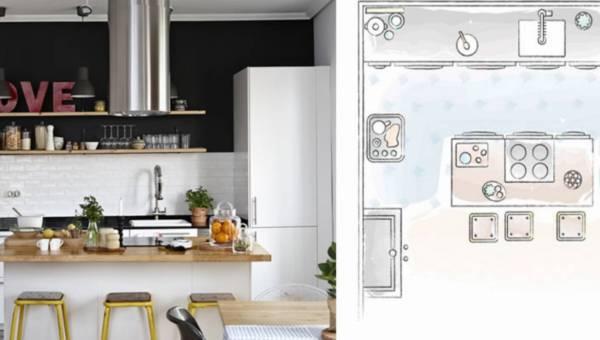 Czy wyspa kuchenna pasuje tylko do dużej kuchni?