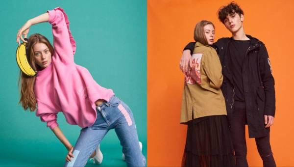 Colorama – kolekcja Pull&Bear w odcieniach miejskiej dżungli