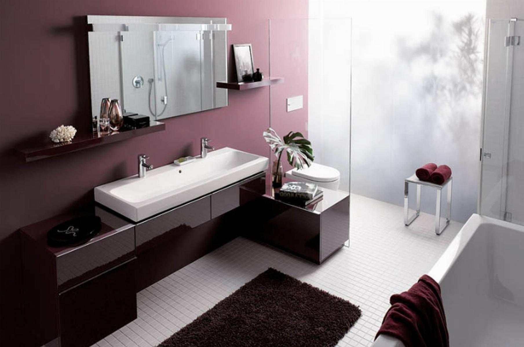 łazienka dla dużej rodziny - projekt