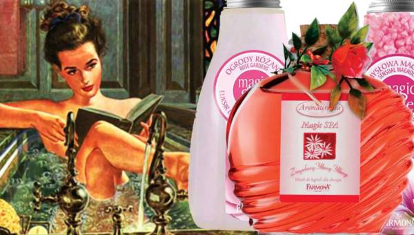 Walentynkowa kąpiel dla dwojga z kosmetykami Farmony!