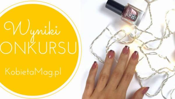 Wyniki konkursu z Golden Rose: Twój ulubiony świąteczny manicure