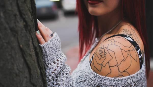Zobacz, modne tatuaże w 2017 roku