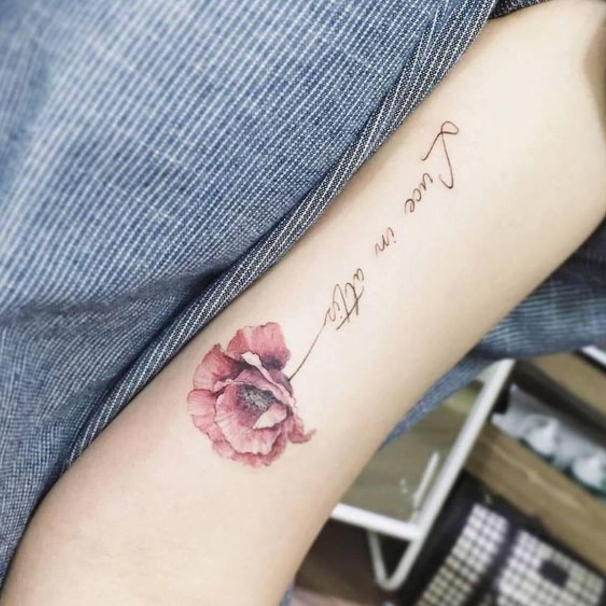 Zobacz Modne Tatuaże W 2017 Roku Kobietamagpl