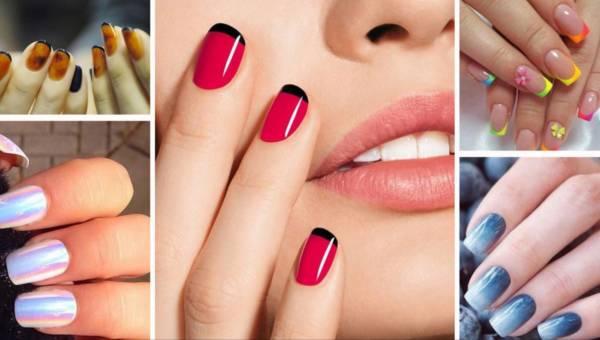 Trendy manicure – czyli modne paznokcie na 2017 rok – wzory i kolory na topie!