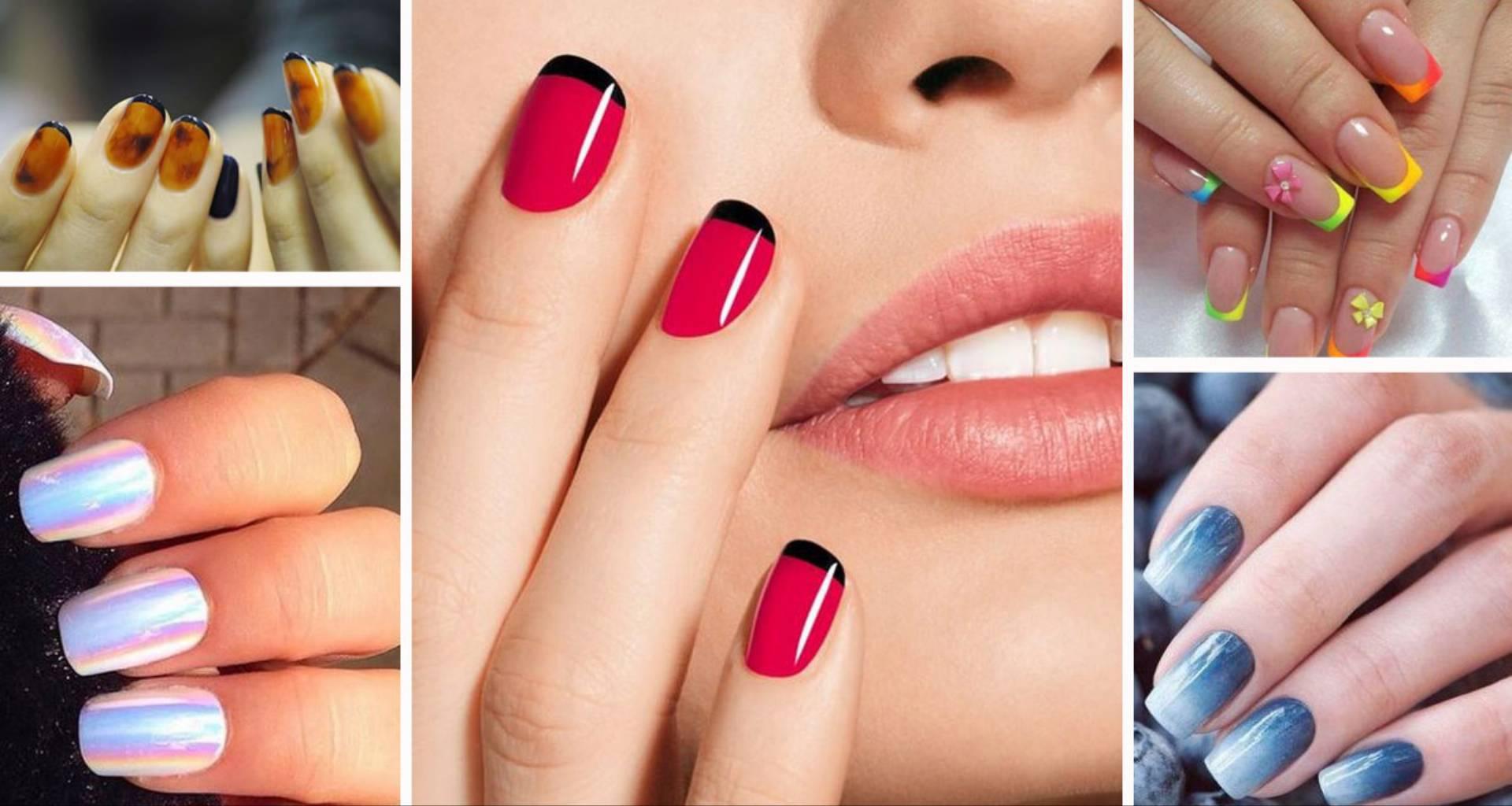 Trendy Manicure Czyli Modne Paznokcie Na 2017 Rok Kobietamagpl