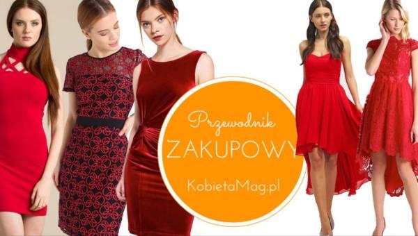 Shoppingowy przegląd – czerwone sukienki idealne na Walentynki i nie tylko!