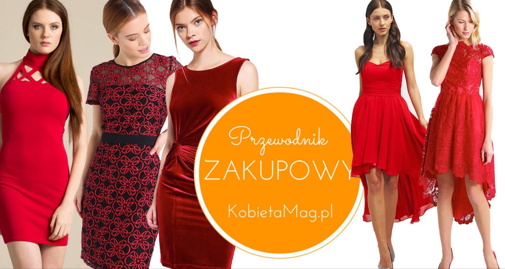 762541bdf9 Shoppingowy przegląd – czerwone sukienki idealne na Walentynki i nie tylko!
