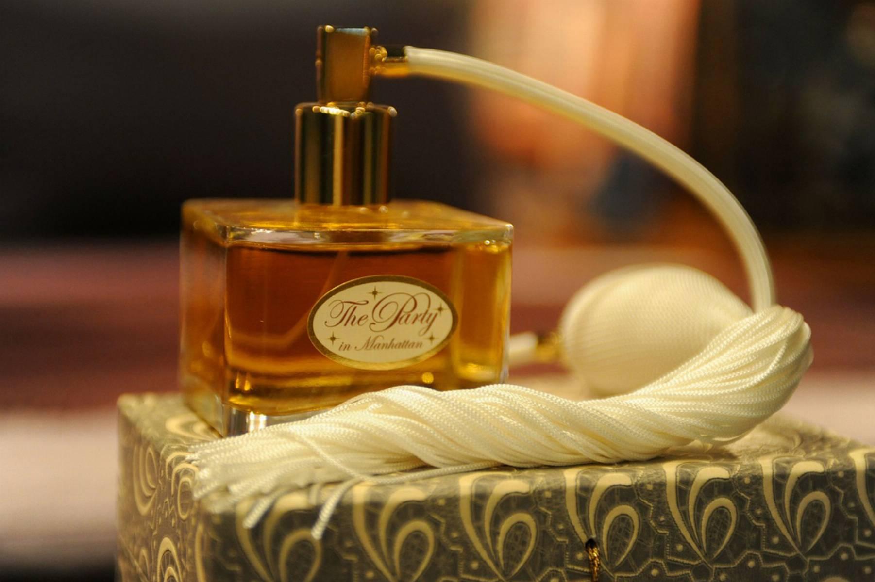 perfumy afrodyzjaki