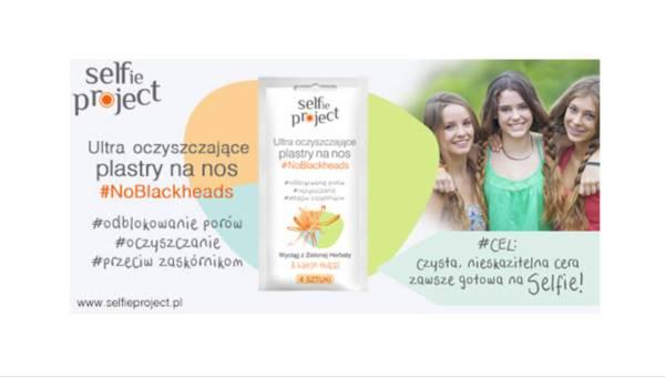 Nowość: plastry na nos Selfie Project, które pomogą Ci pokonać zaskórniki!
