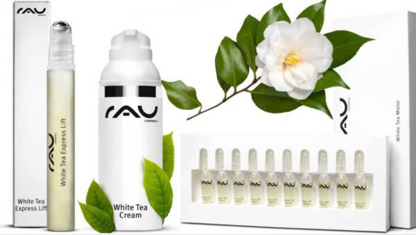 Nowa marka RAU Cosmetics – seria White Tea