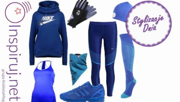 Stylizacje Dnia z inspiruj.net – Sportowe stylizacje w jednym kolorze