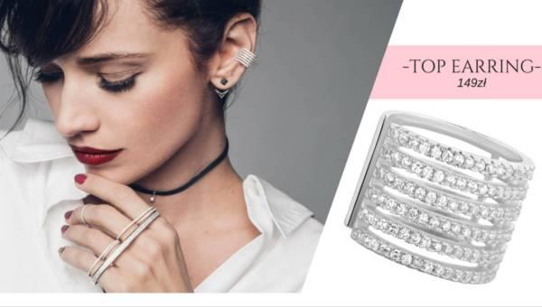 Więcej znaczy…więcej! Stylowa biżuteria Selfie Jewellery