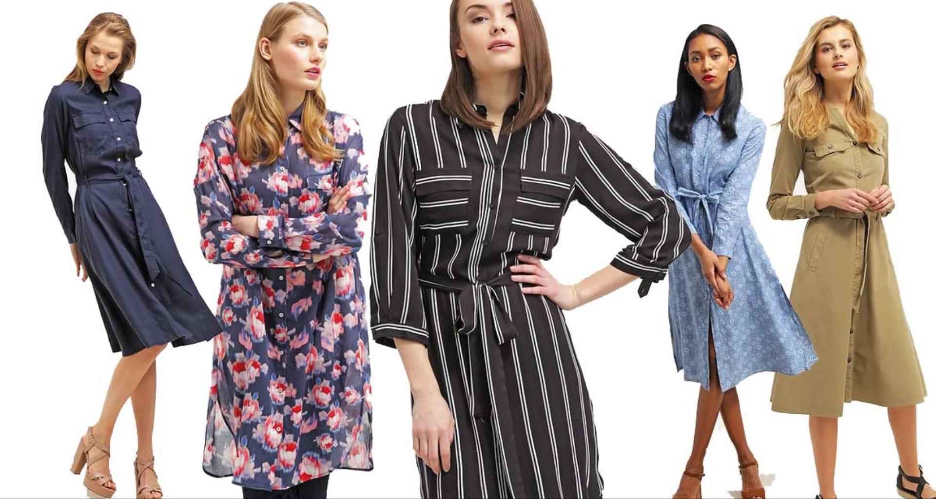 c1661b8b9162 Modne sukienki 2019 - najnowsze trendy - KobietaMag.pl