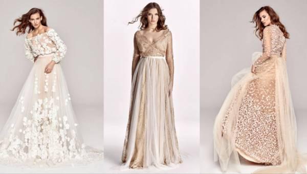 Niezwykłe suknie Sylwii Kopczyńskiej – nowa odsłona kolekcji Skrzydła 2017