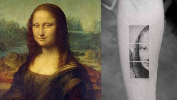 Pomysł na oryginalne tatuaże inspirowane dziełami sztuki