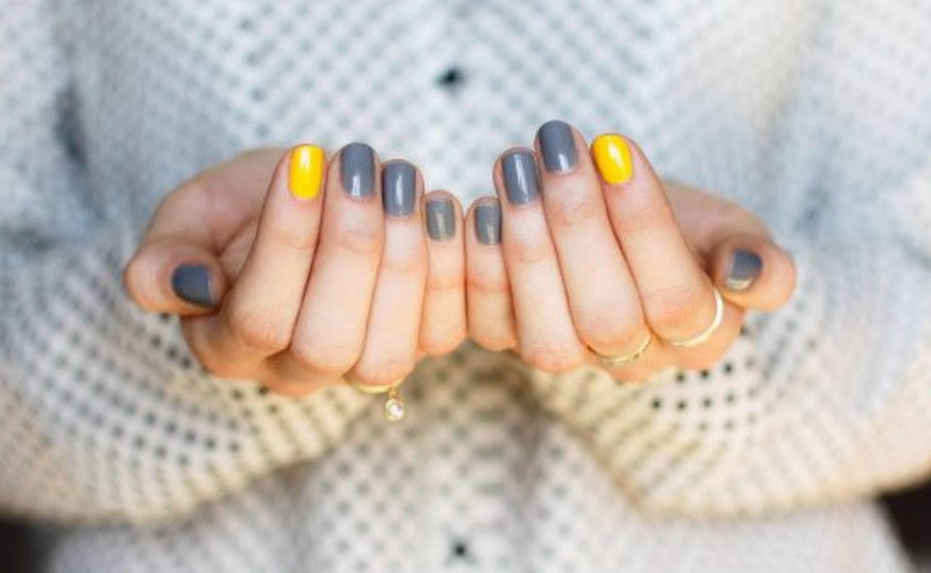 trendy manicure na 2017