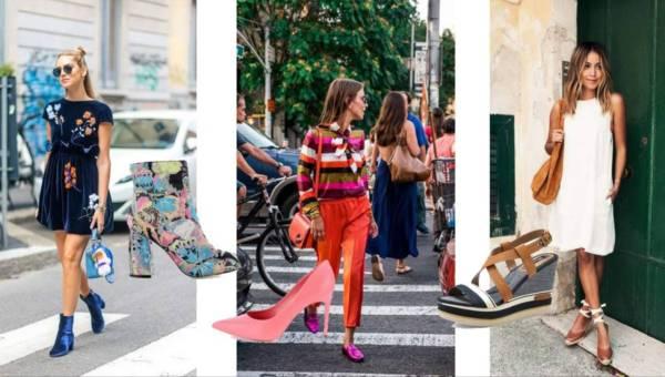Street style: buty na wiosnę 2017 w modnych stylizacjach