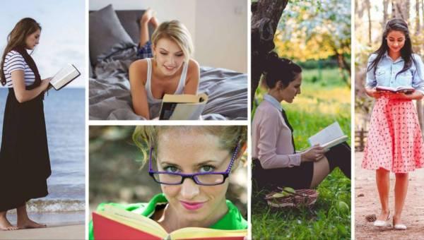 5 najlepszych książek dla kobiet