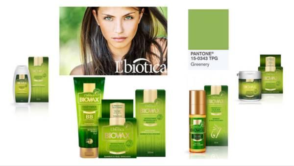Wiosna w odcieniu greenery z kosmetykami Biovax