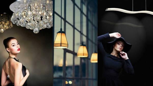 Lampa wisząca czy plafon – co warto wybrać?