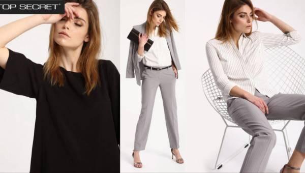 Basic Perfection. Zobacz wiosenny lookbook Top Secret z bazowymi ubraniami!