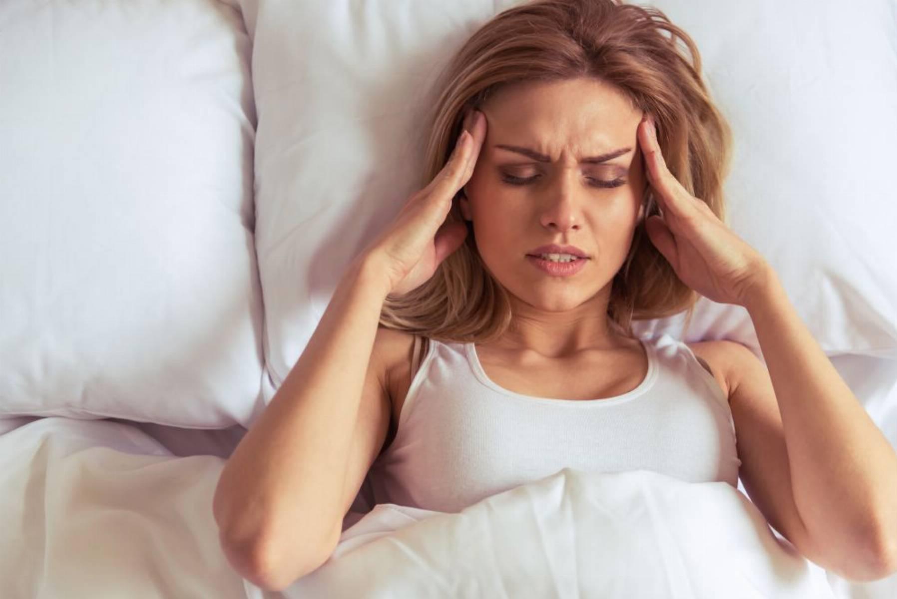Atak migreny
