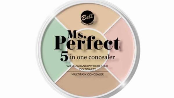 Ms. Perfect 5 in ONE Concealer – Wielozadaniowy korektor do twarzy