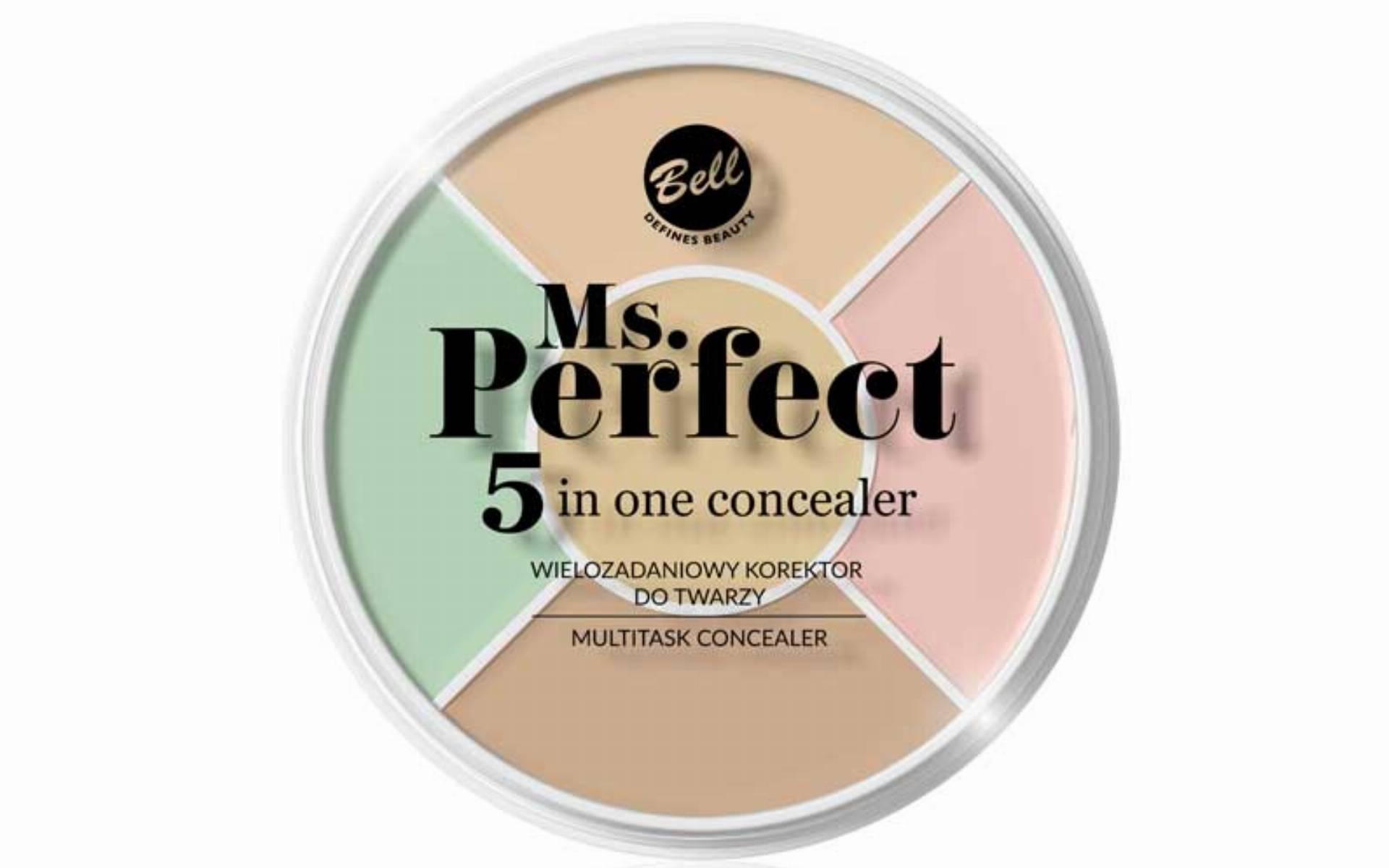 Ms. Perfect 5 in ONE Concealer - Wielozadaniowy korektor do twarzy