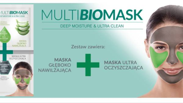 Poznaj multimasking – gorący trend urodowy i wypróbuj go z nowymi Multi Biomaskami!