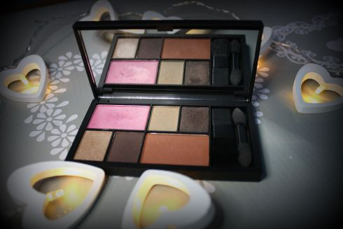 Sleek MakeUP Eye&Cheek Palette Dancing Til Dusk 027
