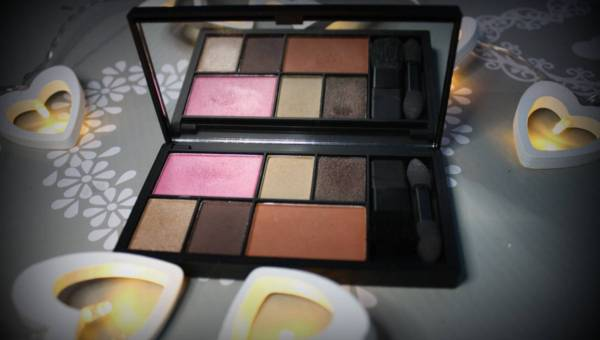 Sleek MakeUP, paletka do makijażu Dancing Til Dusk